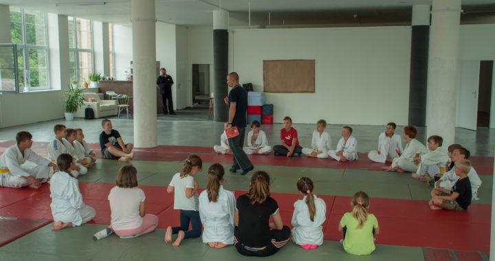 Víkendové akce a tábory pro děti