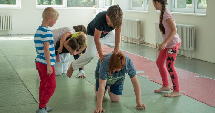 29.února 2020 Sobotní cvičení pro děti