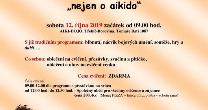 12.10.2019 Sobotní cvičení pro děti