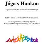 Jóga s Hankou od 1.10.2020